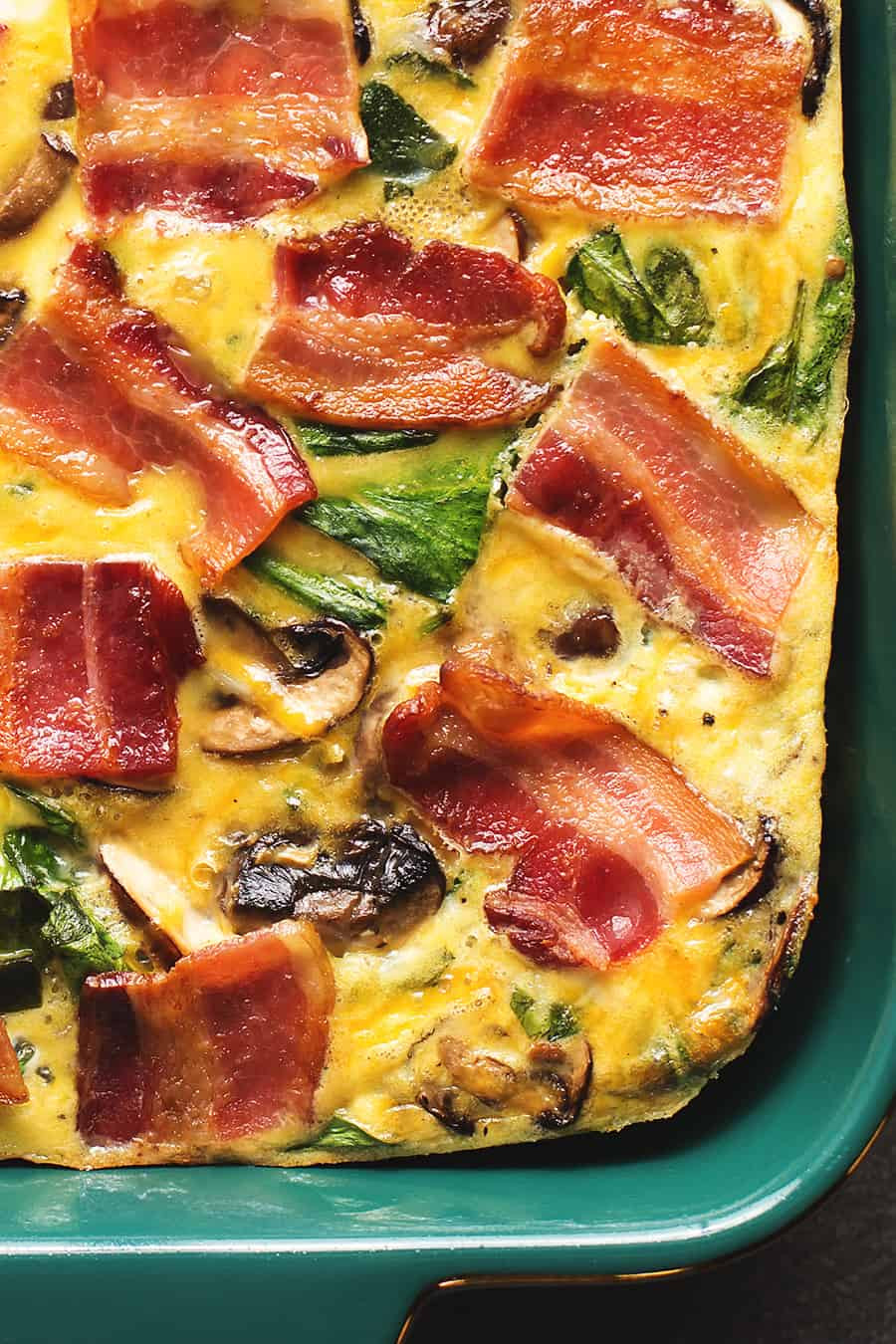 Low Carb Brunch Recipes  Low Carb Breakfast Casserole • Low Carb with Jennifer