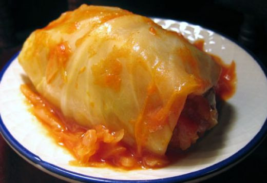 Low Carb Cabbage Rolls  Low Carb Crock Pot Cabbage Rolls