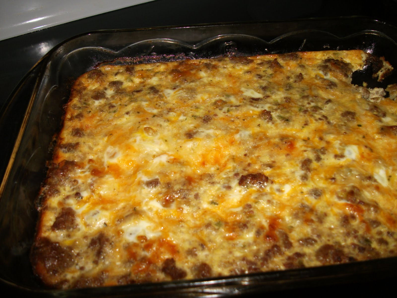 Low Carb Casserole Recipes  Joans Low Carb Living and Recipes Breakfast Casserole low