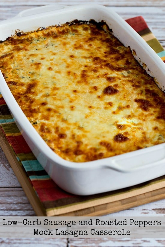 Low Carb Casserole Recipes  20 Delicious Low Carb and Keto Casserole Recipes Kalyn