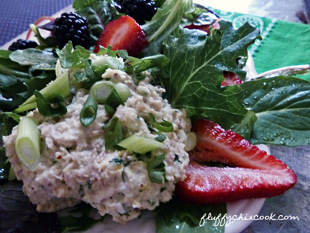 Low Carb Chicken Salad  Aunt Rea's Chicken Salad – Low Carb Southern Goodness
