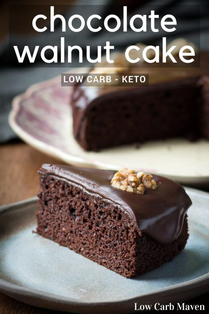 Low Carb Chocolate Desserts  3608 best Low Carb Dessert Recipes images on Pinterest