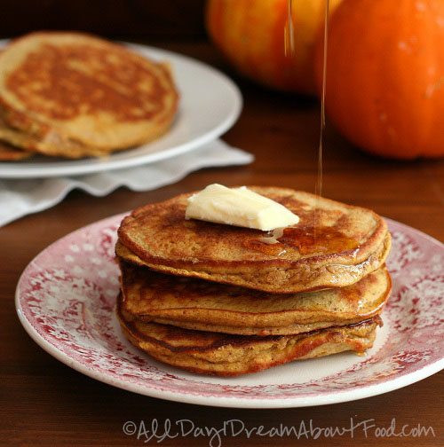 Low Carb Coconut Flour Pancakes  This Chick Is Losing It Pumpkin Coconut Flour Pancakes