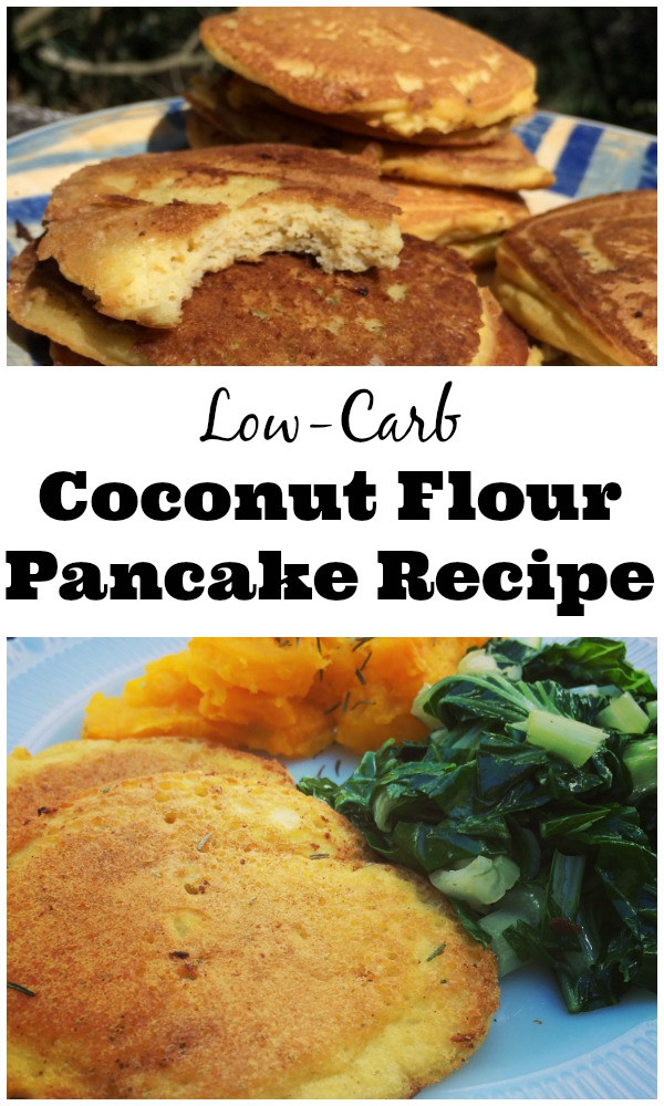 Low Carb Coconut Flour Pancakes  Low Carb Coconut Flour Pancakes Primal Edge Health