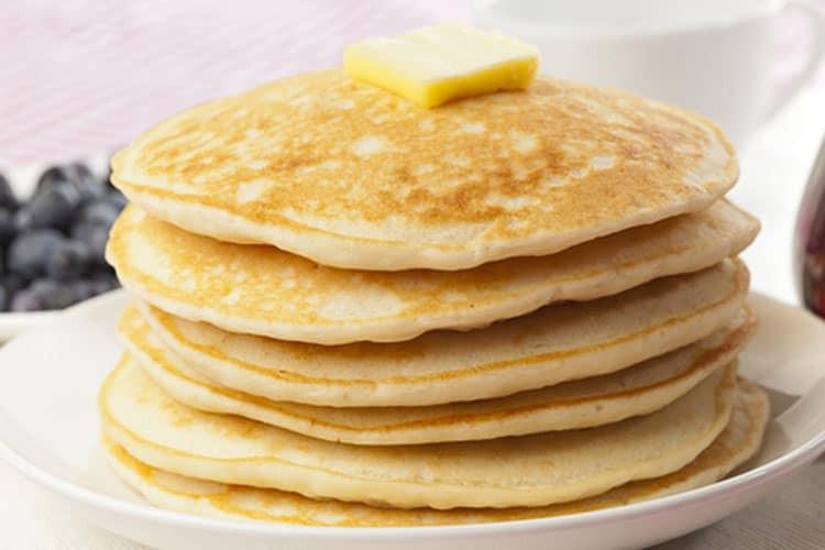 Low Carb Coconut Flour Pancakes  coconut flour pancakes low carb