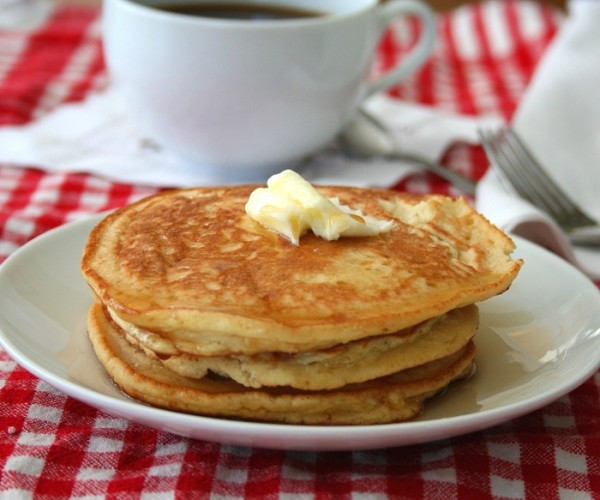 Low Carb Coconut Flour Pancakes  7 perfect low carb hangover breakfasts · The Daily Edge