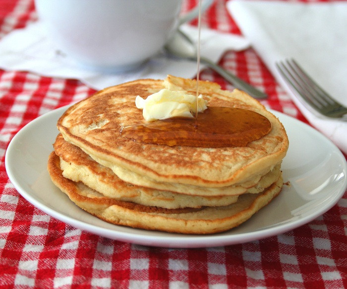 Low Carb Coconut Flour Pancakes  Coconut Flour Pancake Recipe