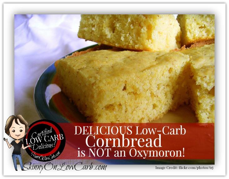 Low Carb Cornbread  How to Make Delicious Cornbread You ll Love