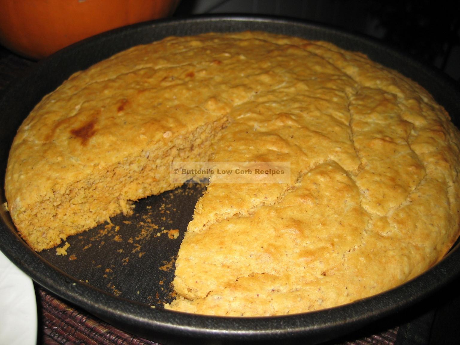 Low Carb Cornbread  Buttermilk Cornbread