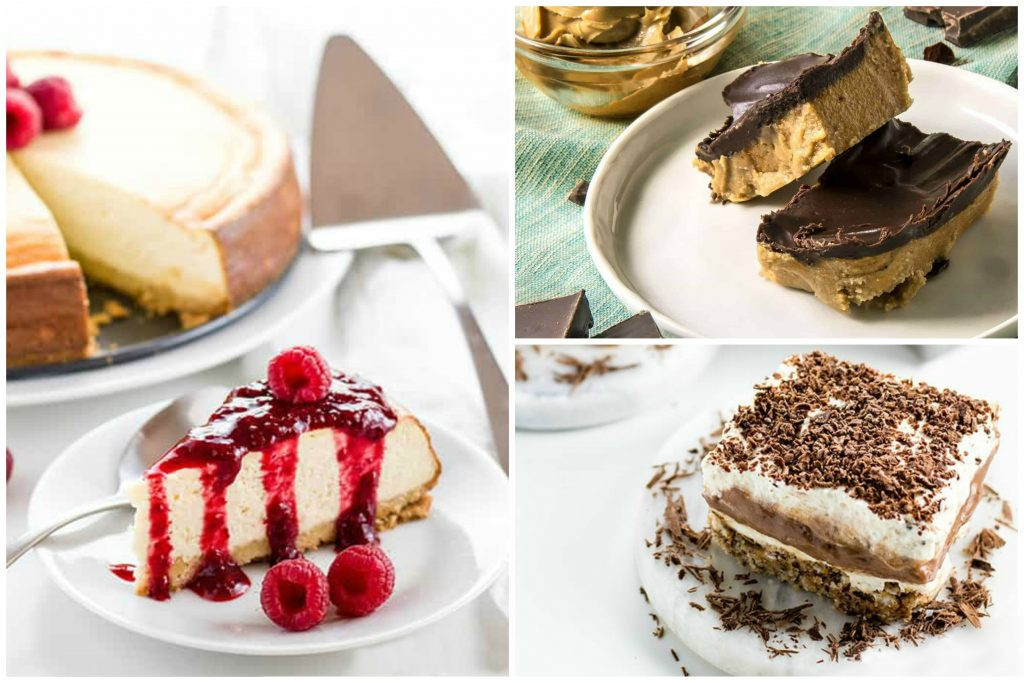 Low Carb Desserts Fast Food  Keto Desserts 11 Easy Low Carb Recipes to Help You Lose