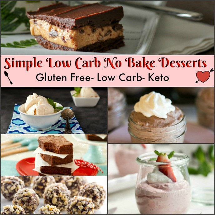 Low Carb Desserts To Buy  low carb desserts you can
