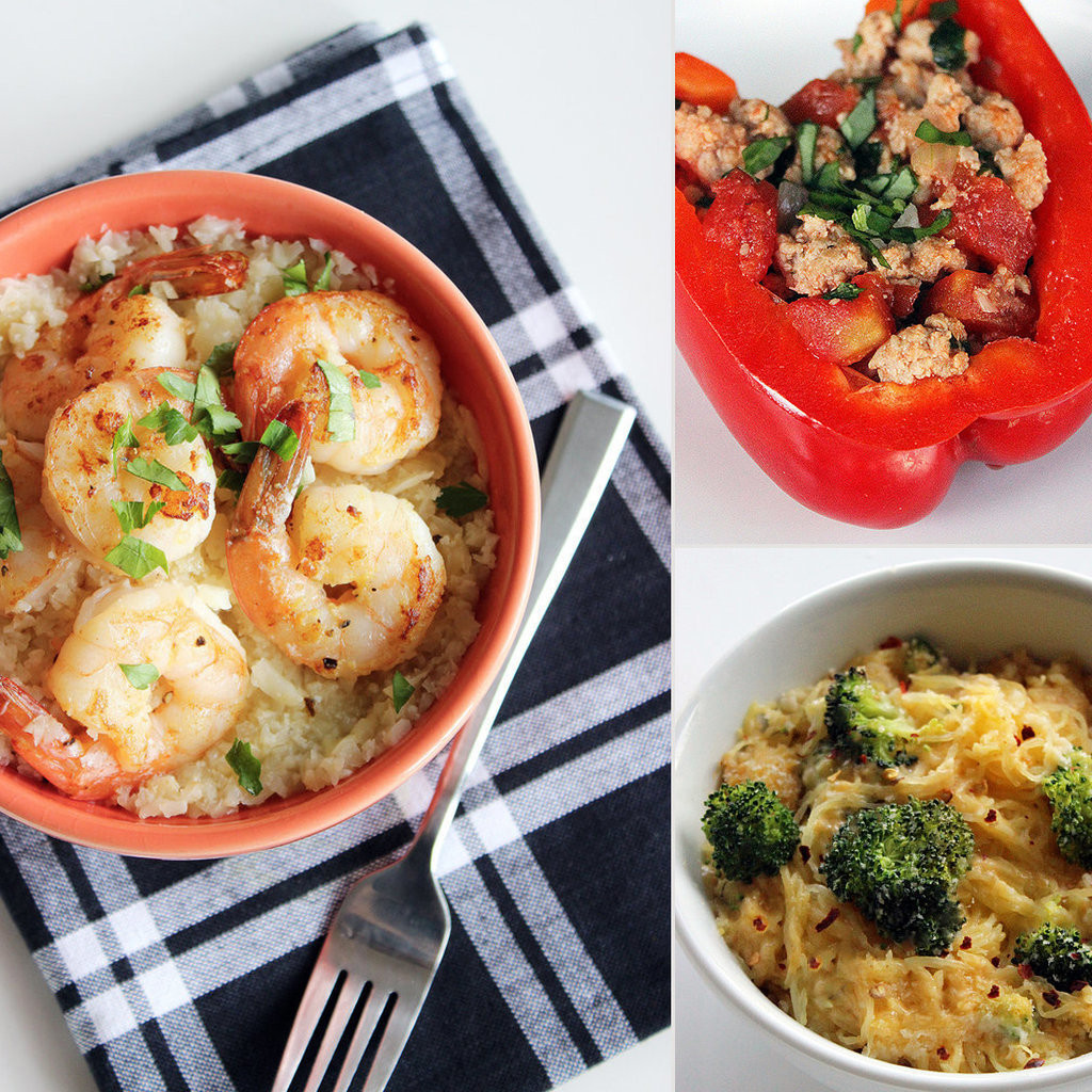 Low Carb Dinner Meals  Low Carb Dinner Recipes