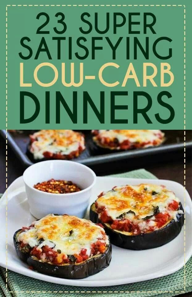 Low Carb Dinner Recipes  Low Carb Dinner Ideas Low Carb