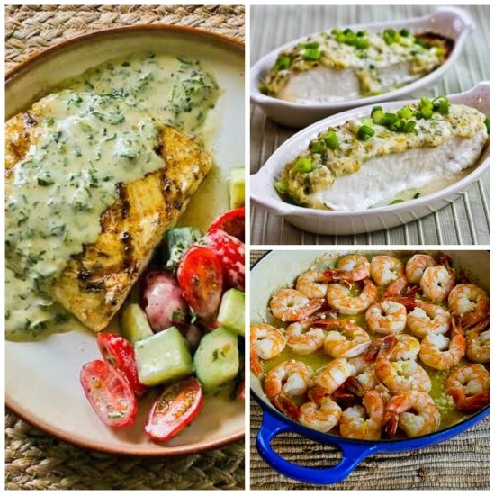 Low Carb Fish Recipes  The BEST Low Carb Fish and Seafood Recipes from Kalyn s