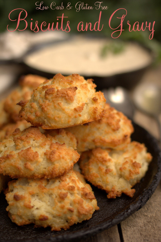 Low Carb Gravy  Biscuits and Gravy