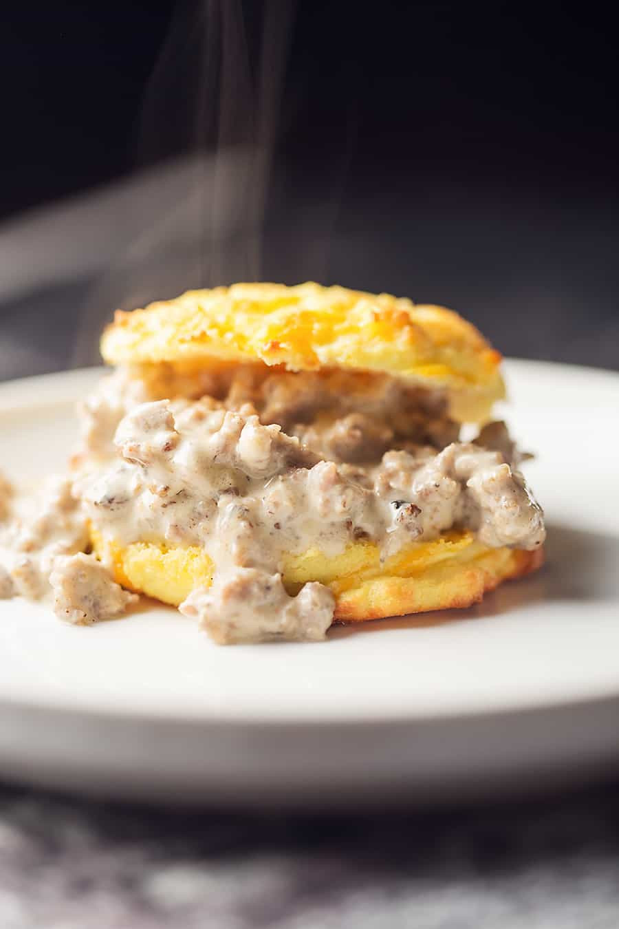 Low Carb Gravy  Low Carb Biscuits and Gravy • Low Carb with Jennifer