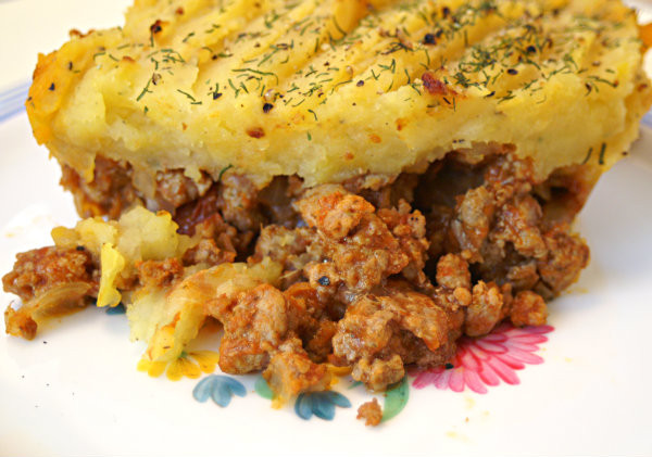 Low Carb Ground Turkey Recipes  Low Carb Sheperds Pie