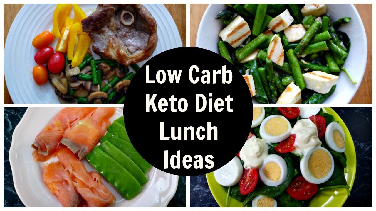 Low Carb Keto Diet  7 Low Carb Lunch Ideas Keto Diet Lunch Recipes