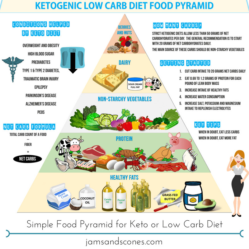 Low Carb Keto Diet  Keto Paleo Low Carb or Grain Free OH MY Jams and Scones