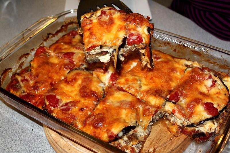 Low Carb Lasagna Noodles  Best Eggplant Lasagna Recipe Low Carb and Gluten Free