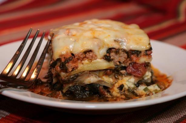 Low Carb Lasagna Noodles  No Noodles About It The Best Low Carb Lasagna Recipe