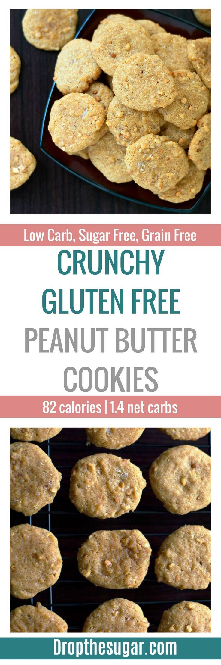 Low Carb Low Sugar Recipes  17 Best images about Low Carb Cookie Recipes on Pinterest
