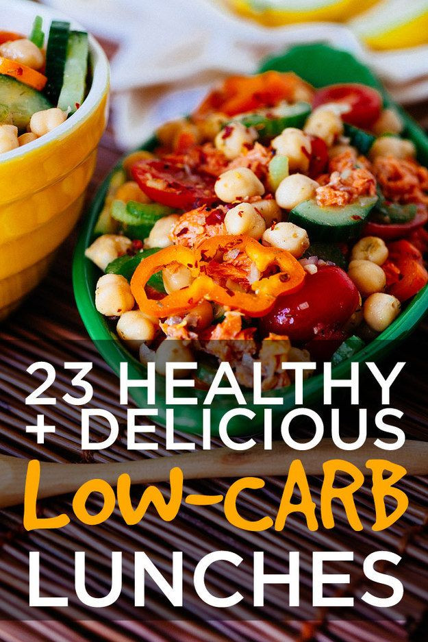 Low Carb Lunch Recipes  23 Healthy And Delicious Low Carb Lunch Ideas Low Carb