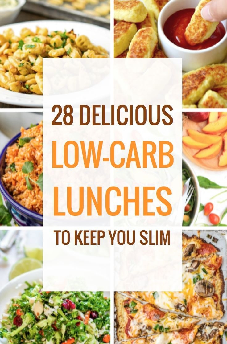 Low Carb Lunch Recipes  No Carb Lunch IdeasWritings and Papers