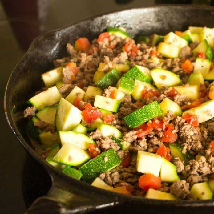 Low Carb Meals With Ground Beef  30 Easy Low Carb Ground Beef Recipes Atkins