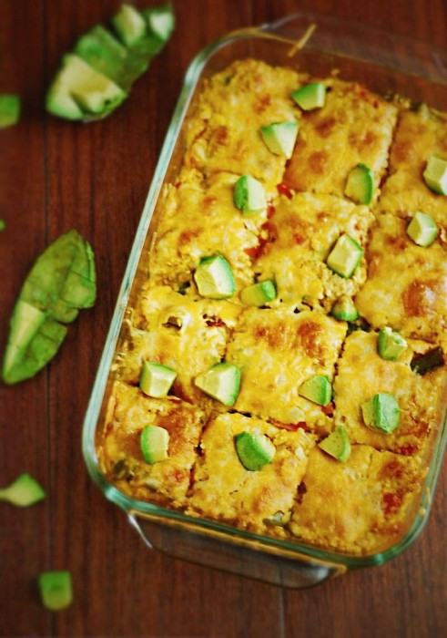 Low Carb Mexican Chicken Casserole  15 Best Low Carb Mexican Recipes
