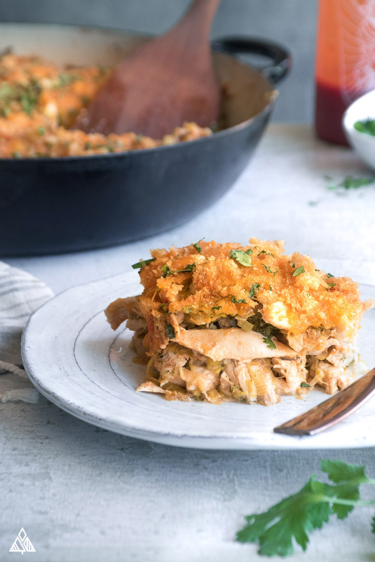 Low Carb Mexican Chicken Casserole  Low Carb Chicken Casserole — Your New Family Favorite