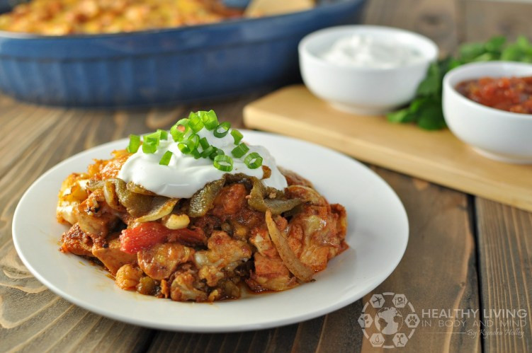 Low Carb Mexican Chicken Casserole  Green Chile Chorizo and Chicken Mexican Casserole Low
