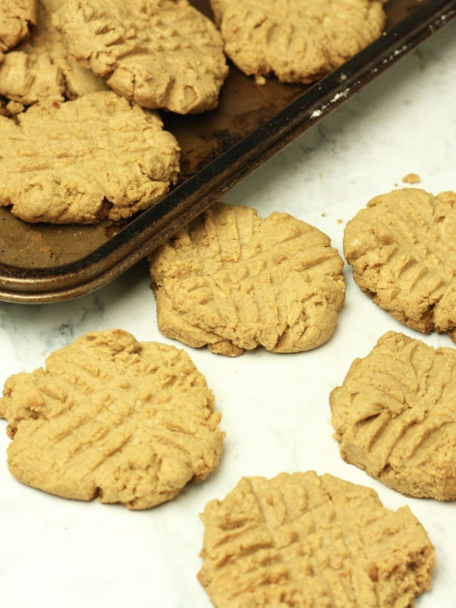 Low Carb Peanut Butter Cookies  Low Carb Peanut Butter Cookies