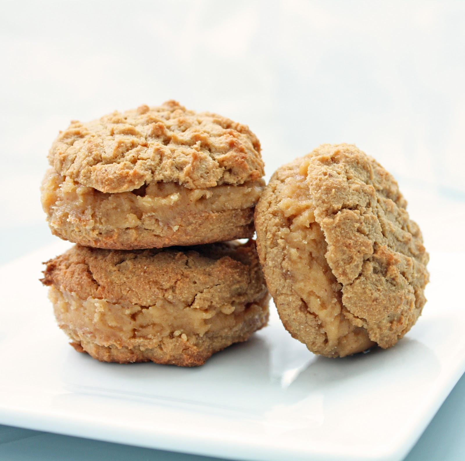 Low Carb Peanut Butter Cookies  Low Carb Peanut Butter Sandwich Cookies