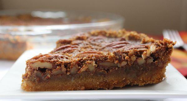Low Carb Pecan Pie  SPLENDID LOW CARBING BY JENNIFER ELOFF Pecan Pie