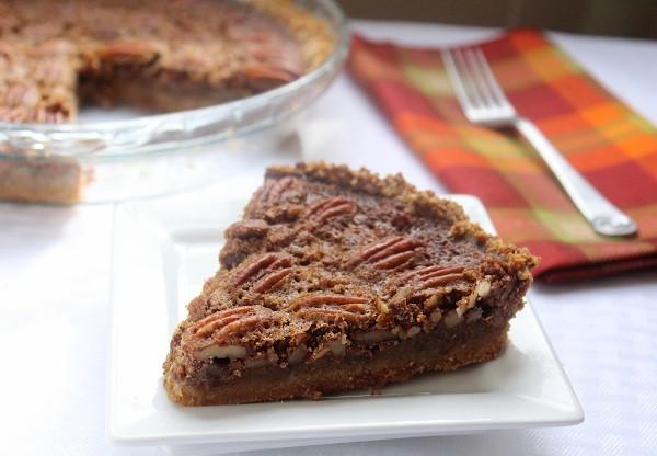Low Carb Pecan Pie  Low Carb Thanksgiving Pecan Pie Gluten Free