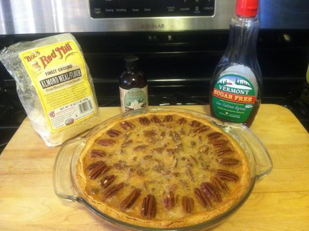 Low Carb Pecan Pie  Low Carb Pecan Pie Recipe Food