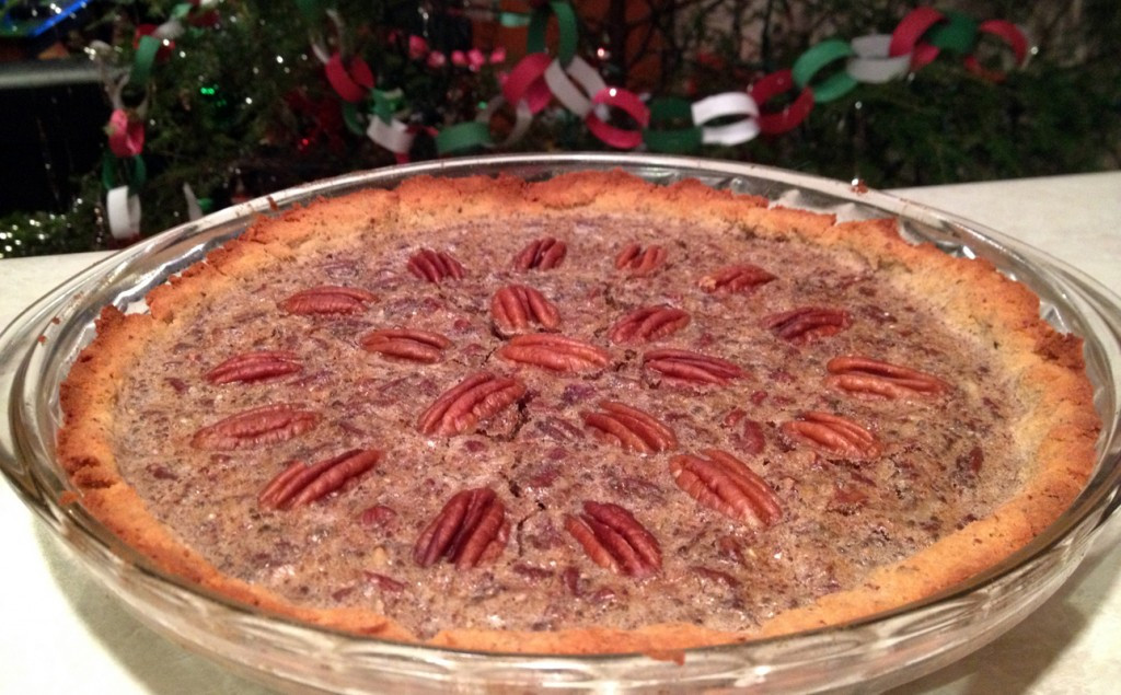 Low Carb Pecan Pie  Wheatless Pecan Pie Any Kitchen Will Do