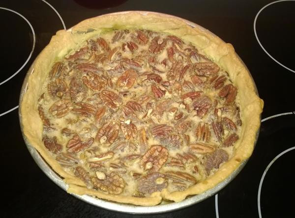 Low Carb Pecan Pie  Diet Friendly Sugarfree Low Carb Pecan Pie Recipe