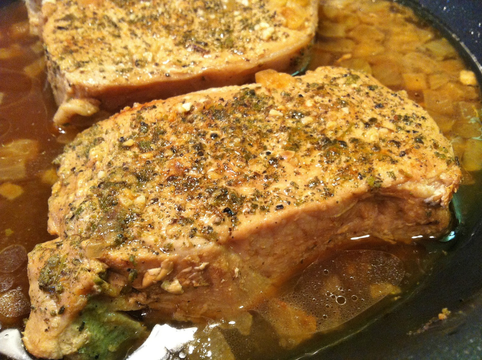 Low Carb Pork Chop Recipes  Low Carb Layla Sage Pork Chops