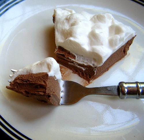 Low Carb Ricotta Dessert  Sugar Free Chocolate Ricotta Pie
