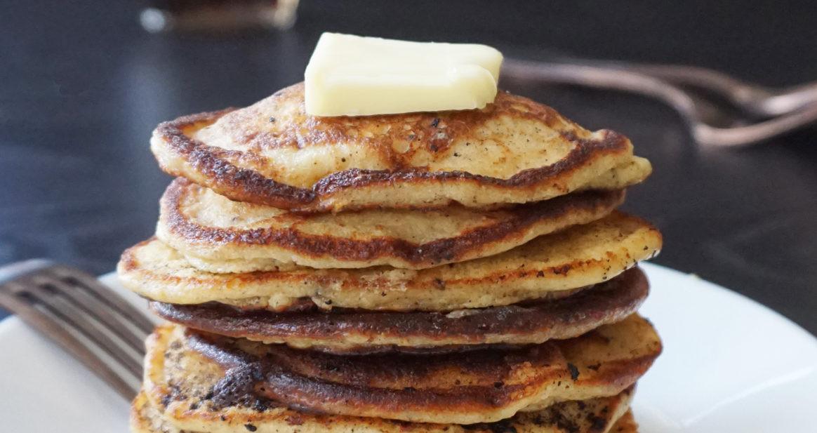 Low Carb Ricotta Dessert  Vanilla ricotta pancakes low carb & gluten free