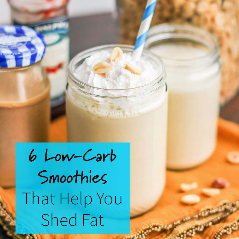 Low Carb Smoothie Recipes  6 Low Carb Smoothies for Weight Loss
