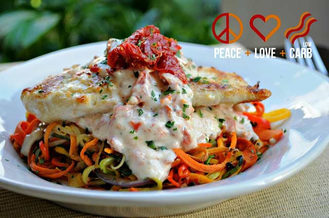 Low Carb Vegetarian Dinner  81 Delicious Savory Low Carb Ve arian Recipes
