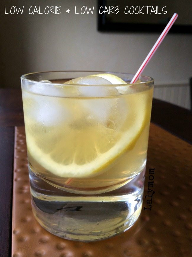 Low Carb Vodka Drinks  Low Carb and Low Calorie Cocktails Mixers and Drink Ideas