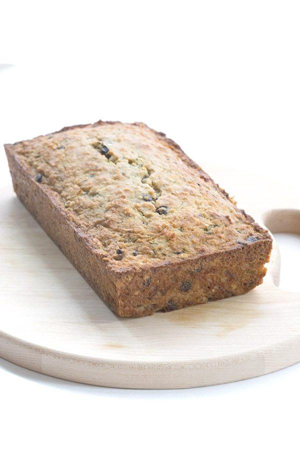 Low Carb Zucchini Bread  Best Low Carb Zucchini Bread Recipe