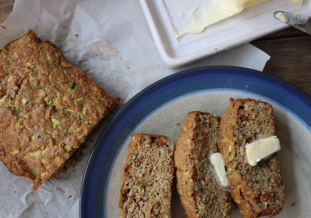 Low Carb Zucchini Bread  Low Carb Zucchini Bread Keto Clean Sugar free