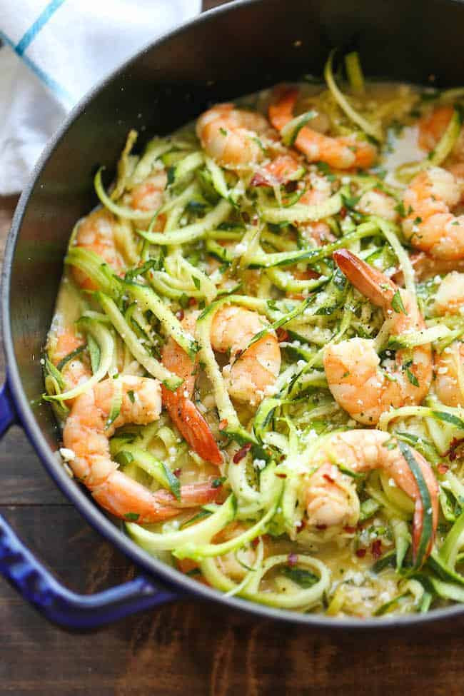 Low Carb Zucchini Recipes  50 Best Low Carb Pasta Recipes for 2018