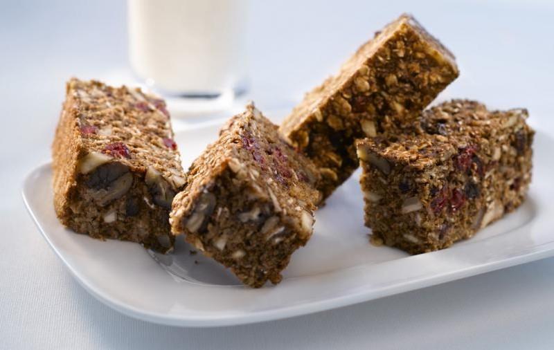 Low Cholesterol Breakfast Recipes  Low Fat Breakfast Bars