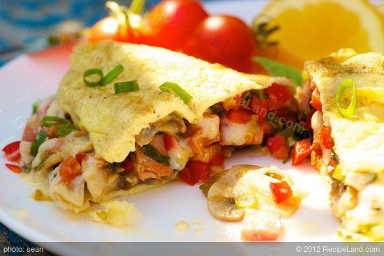 Low Cholesterol Breakfast Recipes  Low Fat Breakfast Omelet Recipe